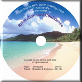 Hypnosis recordings on CD and MP3 by John Moonie