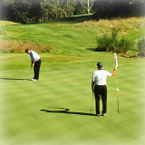 Hypnosis to help golf, football and other sports
