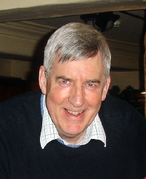John Moonie, professional hypnotherapist and hypnotherapy trainer.